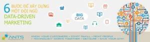 ANTS - 6 bước để xây dựng một đội ngũ data-driven marketing