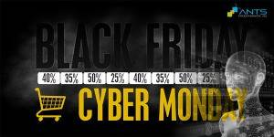 ANTS - Black Friday Cyber Monday và những con số biết nói