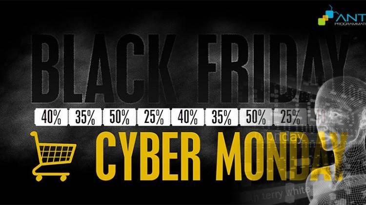 Black Friday, Cyber Monday và những con số biết nói