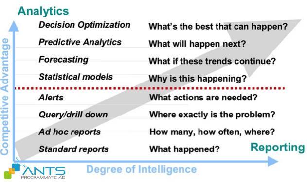 ANTS - Cách mạng mô hình tổ chức cty Data-driven marketing