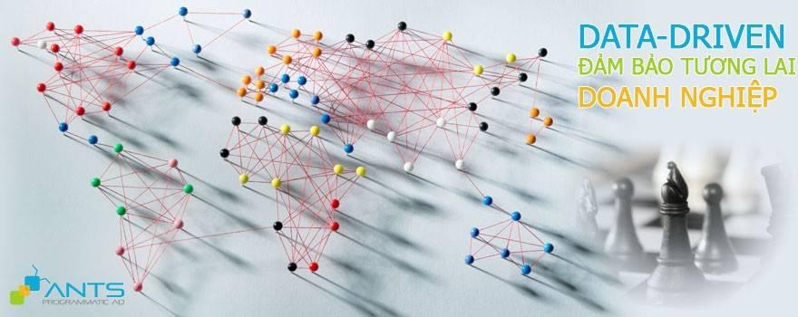 Data-Driven đảm bảo tương lai doanh nghiệp