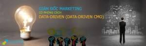 ANTS - Chân dung giám đốc marketing có phong cách Data-Driven (Data-Driven CMO)