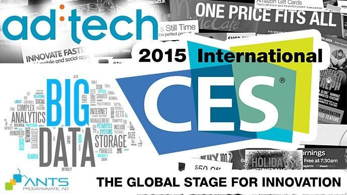 """Ad Tech và Big Data """"chào sân"""" CES 2015"""