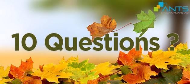 10 câu hỏi định hướng chiến lược công nghệ Marketing