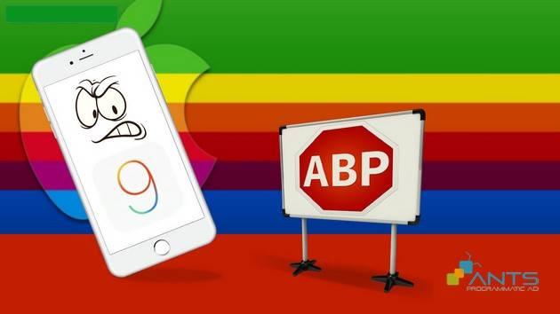 Chặn Nội Dung Trên iOS 9: Mobile Ads Phải Dè Chừng