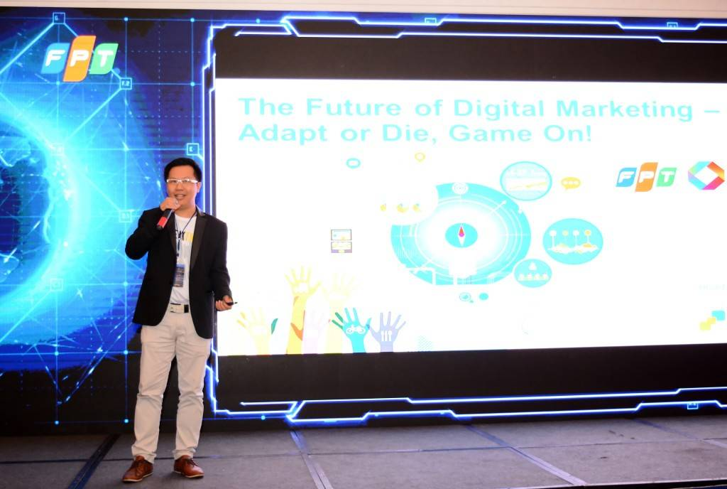 """The Future of Digital Marketing - FPT TECH DAY 2016"" -  TS. Đinh Lê Đạt, Co-founder & CEO of ANTS"