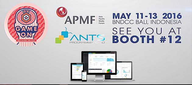 ANTS & APMF 2016 – Nơi Ươm Mầm Công Nghệ Tiếp Thị Truyền Thông