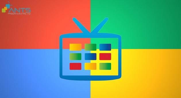 Google Và Kế Hoạch Trở Lại Với Quảng Cáo TV