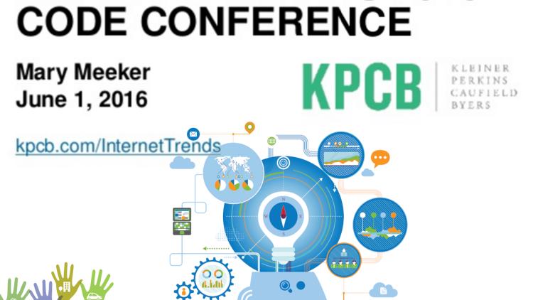 Xu hướng thị trường Internet toàn cầu 2016 – KPCB